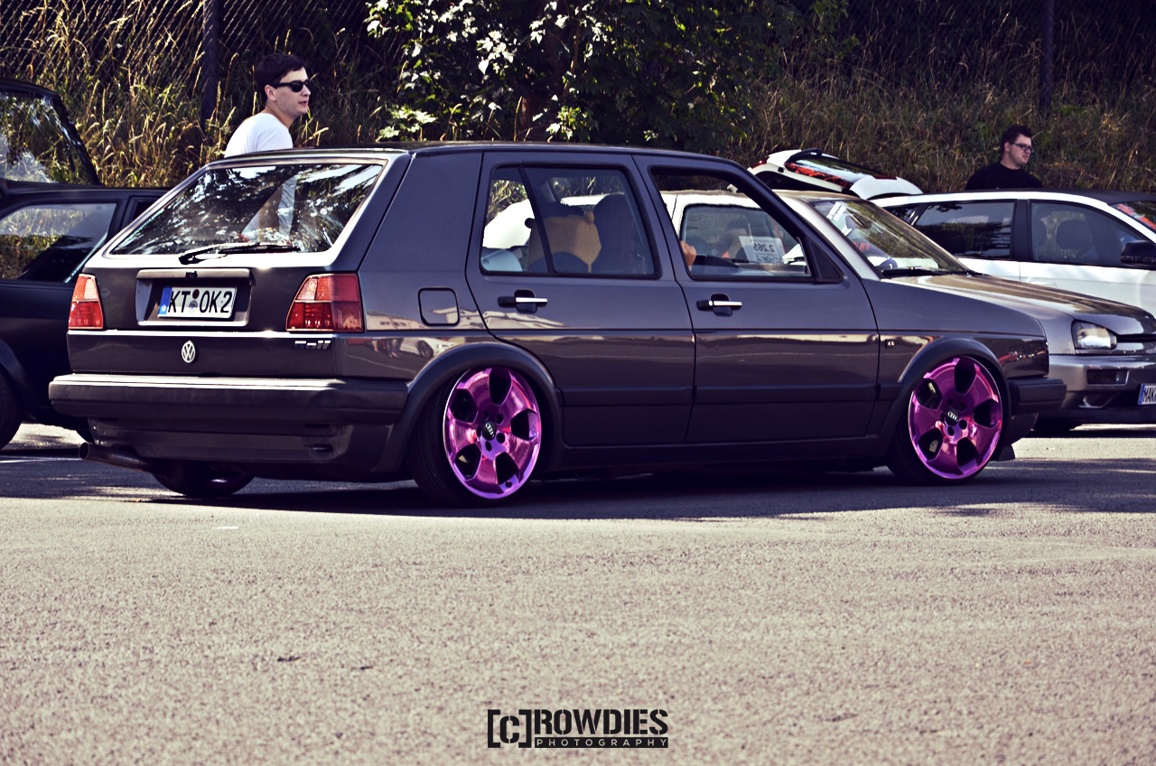 VAD 76 - VW & Audi Days 2015 - VW Golf 2