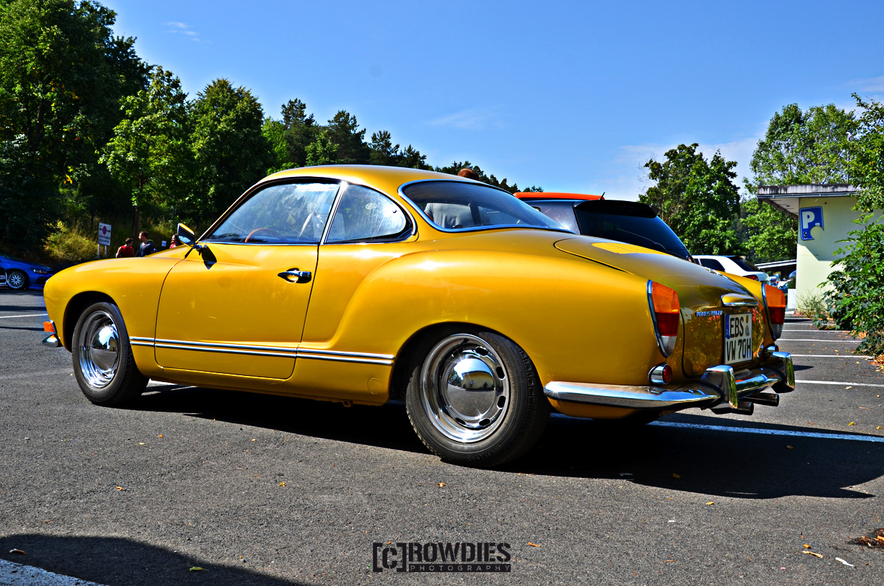 VAD 76 - VW & Audi Days 2015 - VW Karmann Ghia