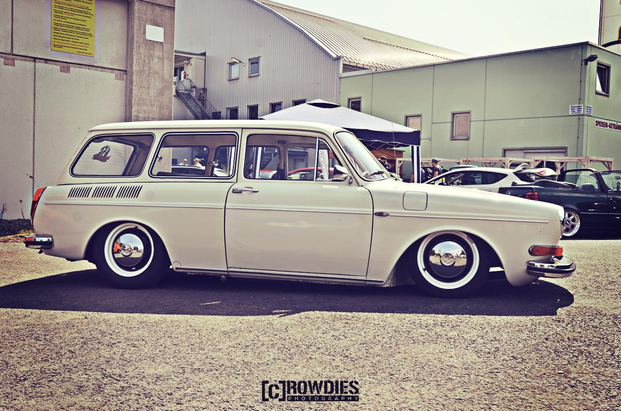 VAD 76 - VW & Audi Days 2015 - VW Typ 3 Variant