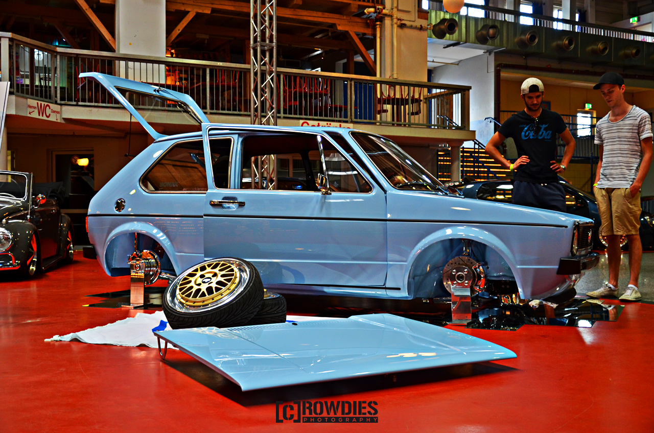 VAD 76 - VW & Audi Days 2015 - VW Golf 1