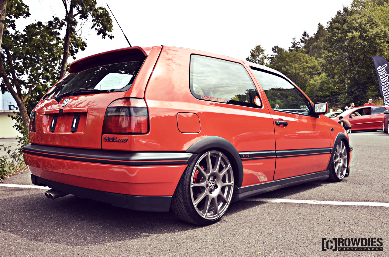 VAD 76 - VW & Audi Days 2015 - VW Golf 3