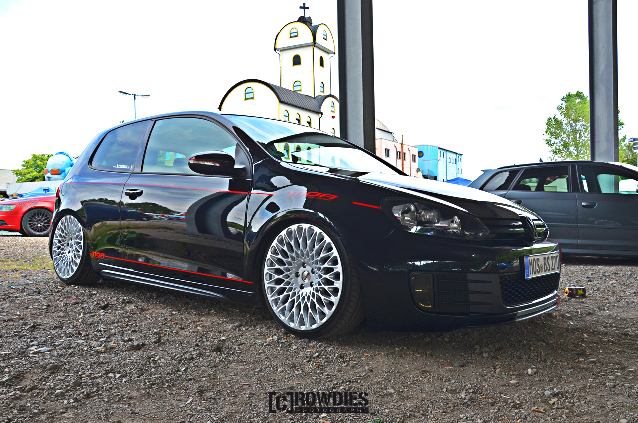 VAD 76 - VW & Audi Days 2015 - VW Golf 6