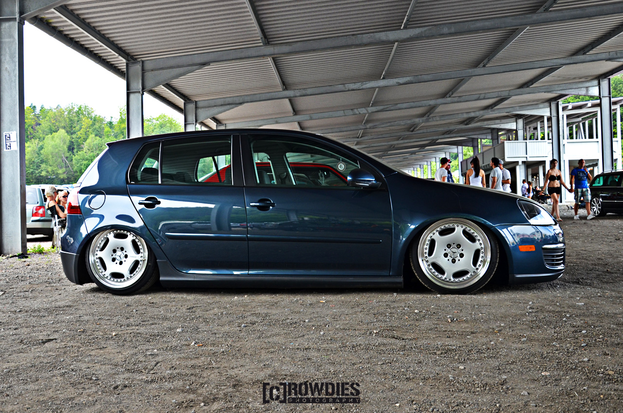 VAD 76 - VW & Audi Days 2015 - VW Golf 5