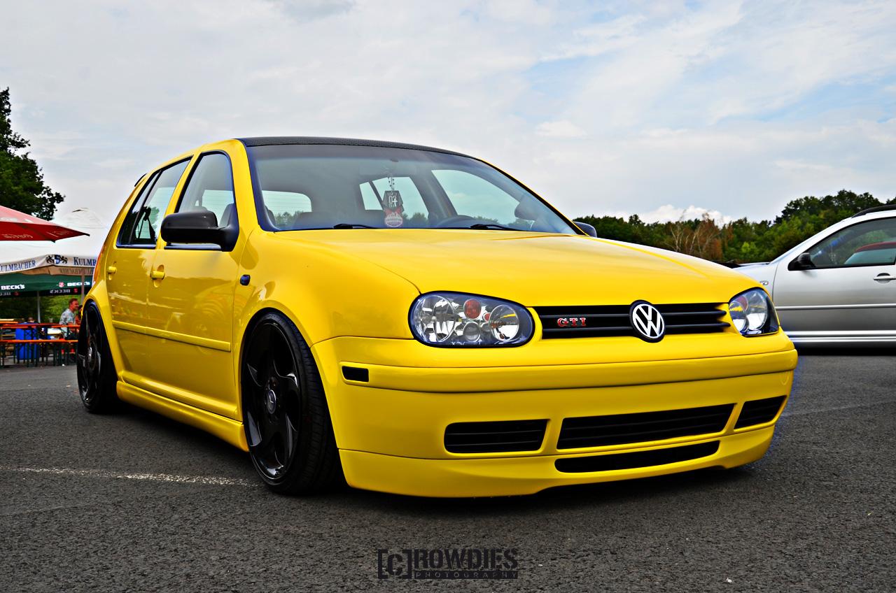 VAD 76 - VW & Audi Days 2015 - VW Golf 4