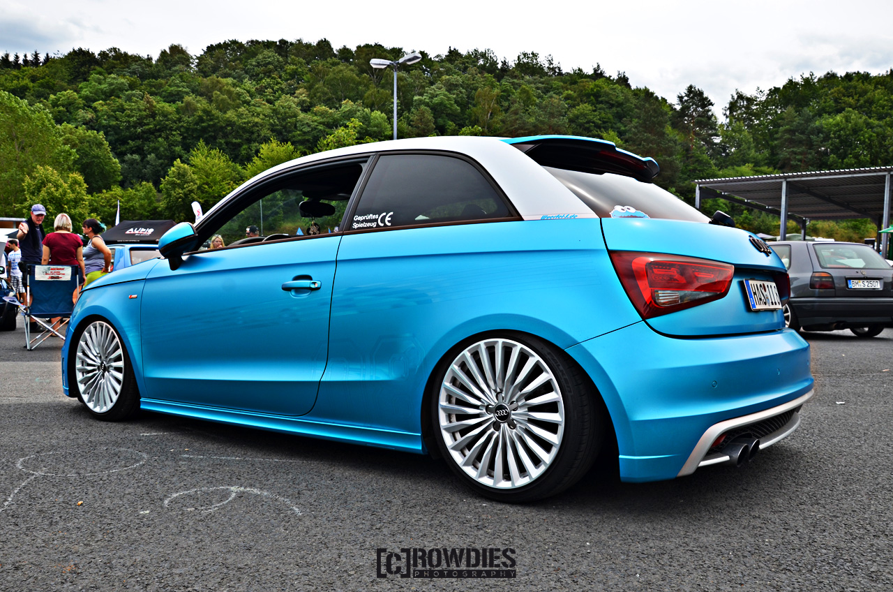 VAD 76 - VW & Audi Days 2015 - Audi A1