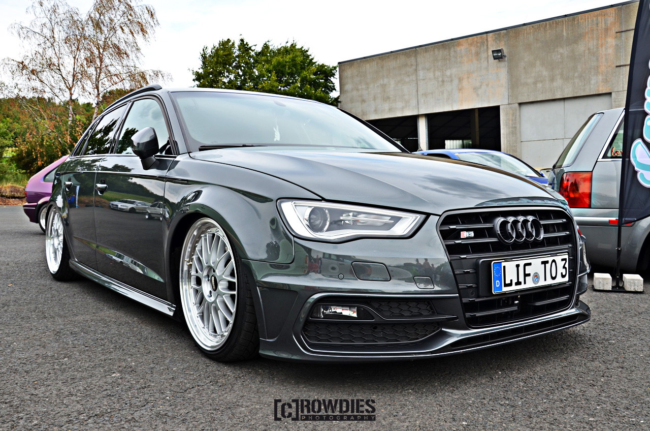 VAD 76 - VW & Audi Days 2015 - Audi S3