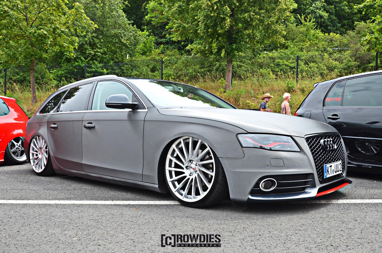 VAD 76 - VW & Audi Days 2015 -  Audi A6 Kombi