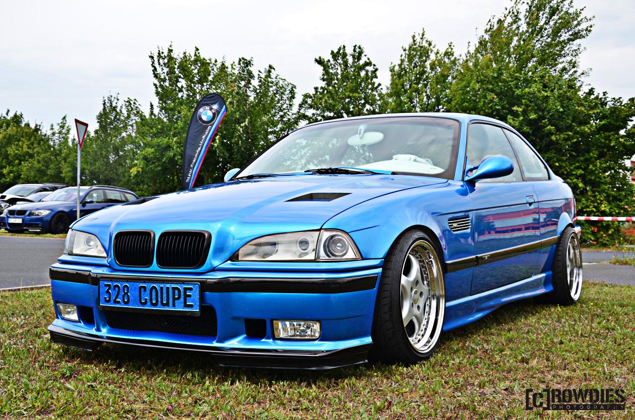 6. BMW & Mini - Treffen-Hofheim - BMW E36