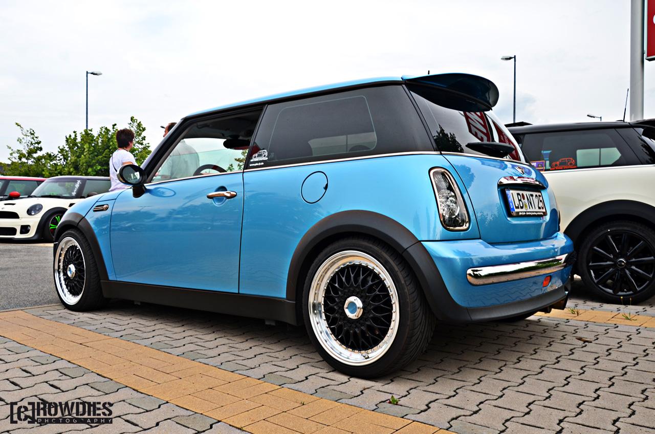 6. BMW & Mini - Treffen-Hofheim - Mini Cooper