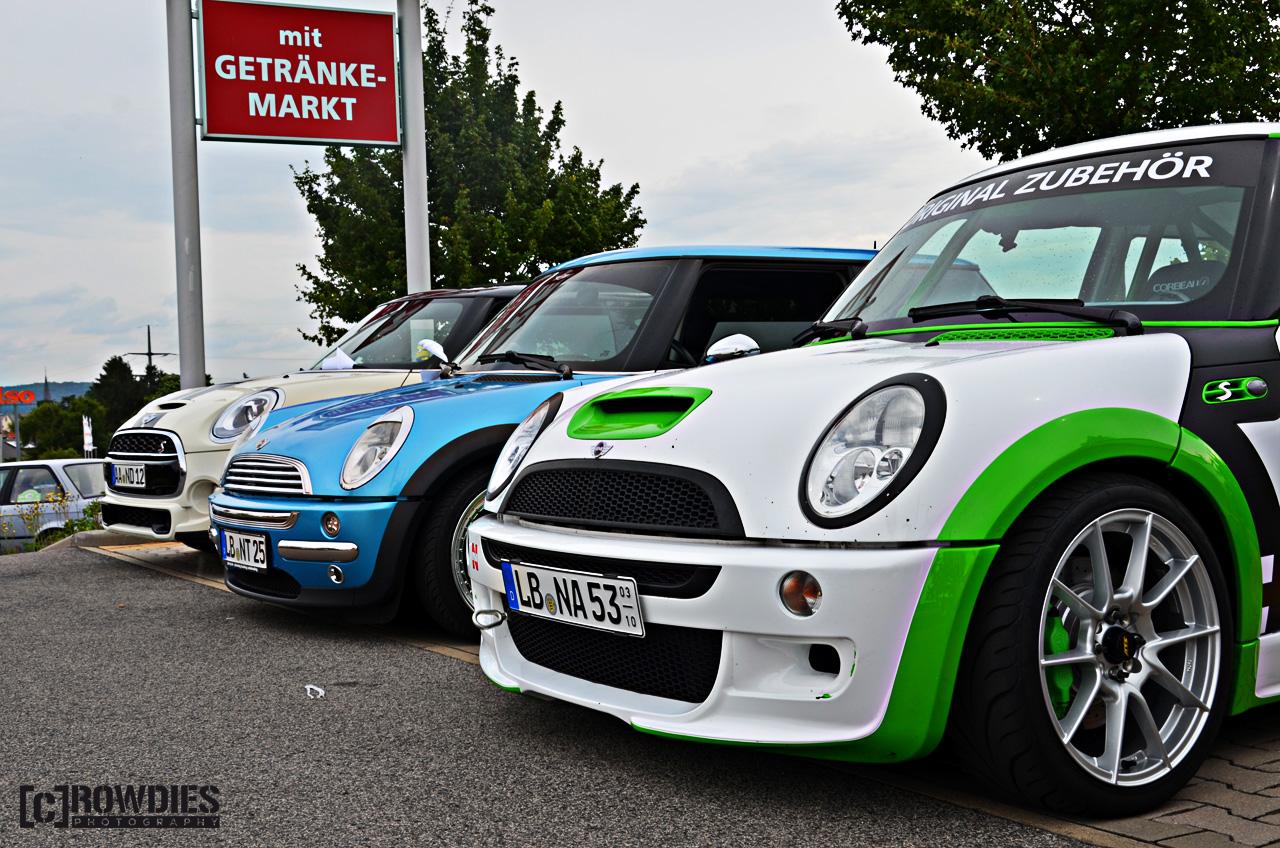 6. BMW & Mini - Treffen-Hofheim - Mini FRKS