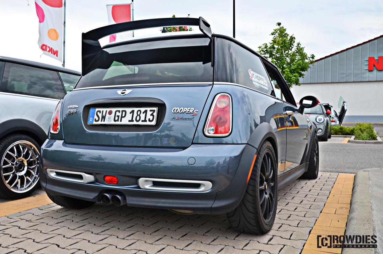 6. BMW & Mini - Treffen-Hofheim - Mini John Cooper Works GP