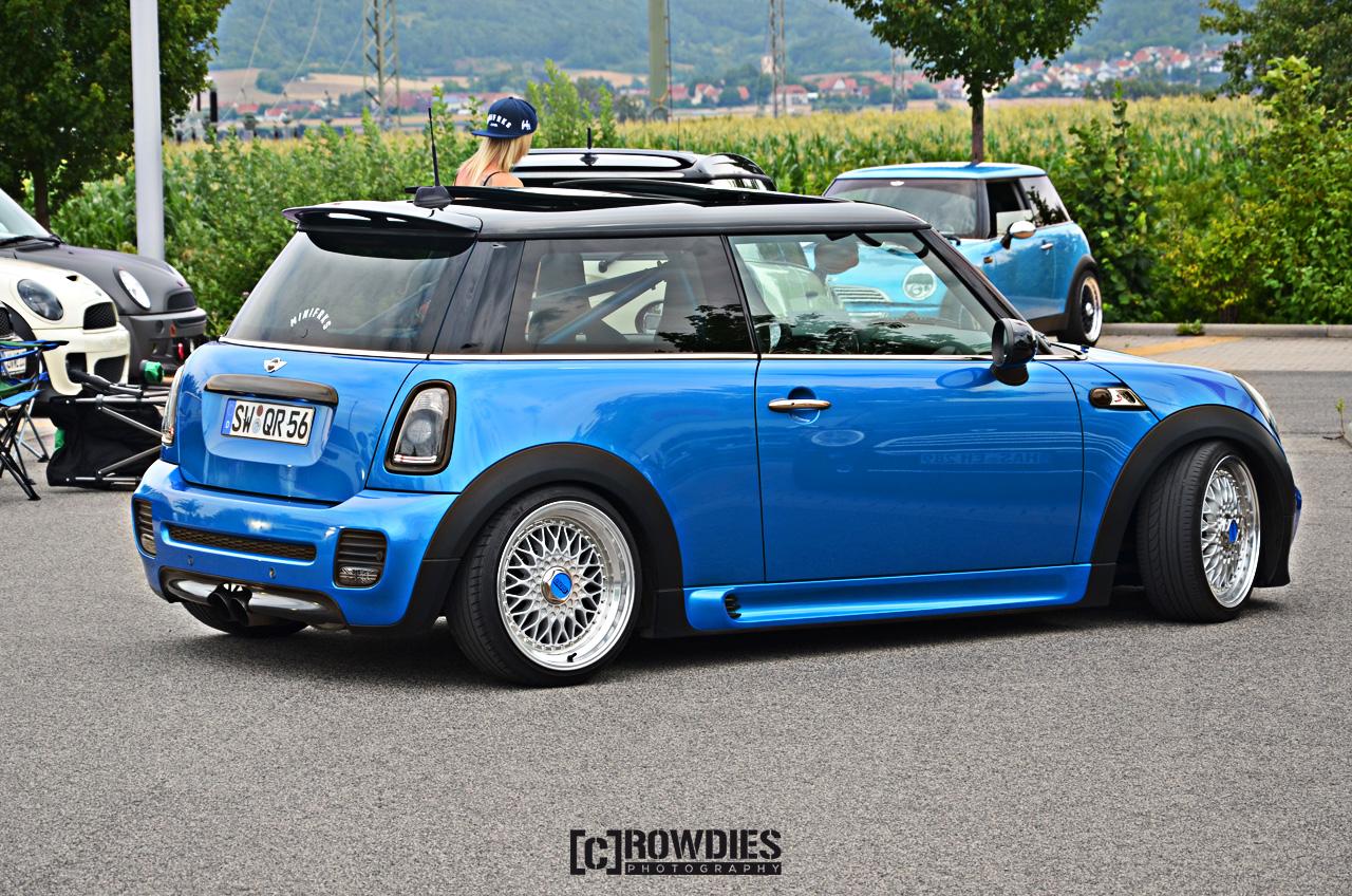 6. BMW & Mini - Treffen-Hofheim - Mini Cooper S
