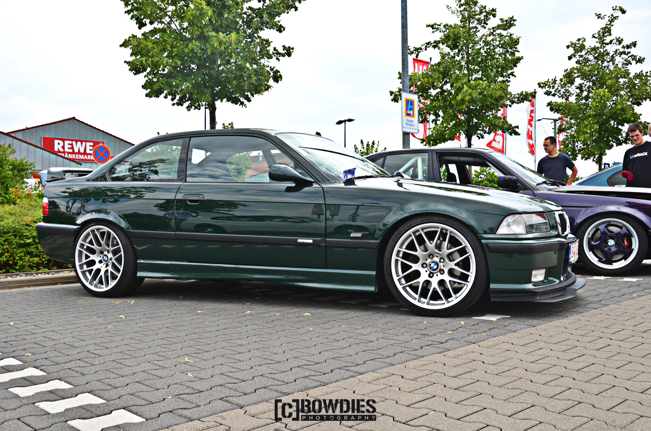 6. BMW & Mini - Treffen-Hofheim - BMW E36 M3 GT