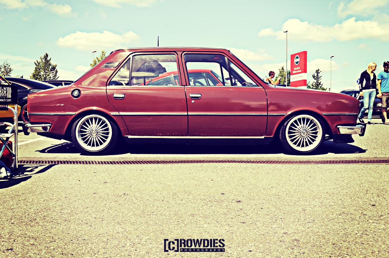 12. New-Styler VW & Audi Summer Meet - Skoda Oldschool