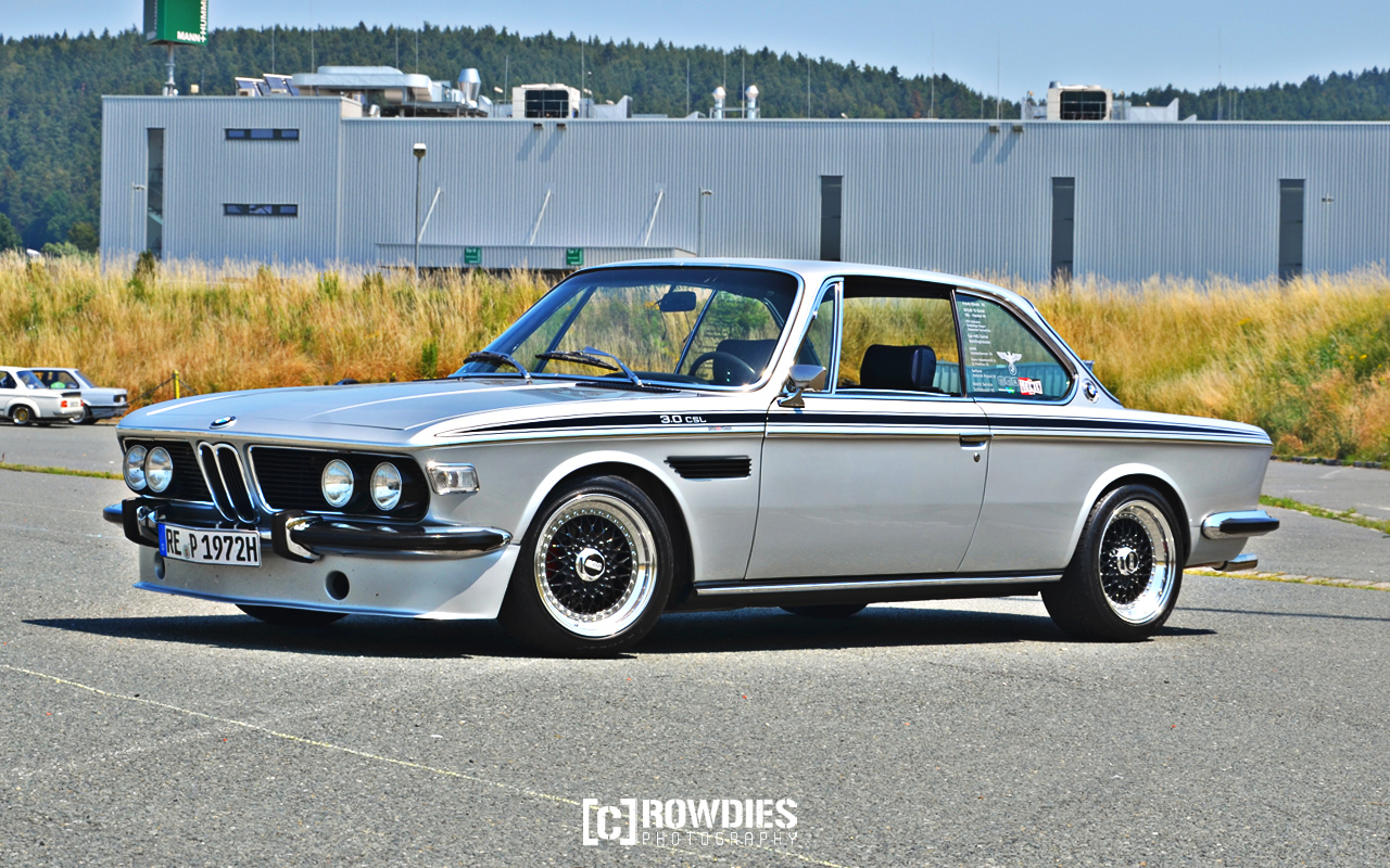Wallpaper - BMW 3.0 csi - 1280x800px
