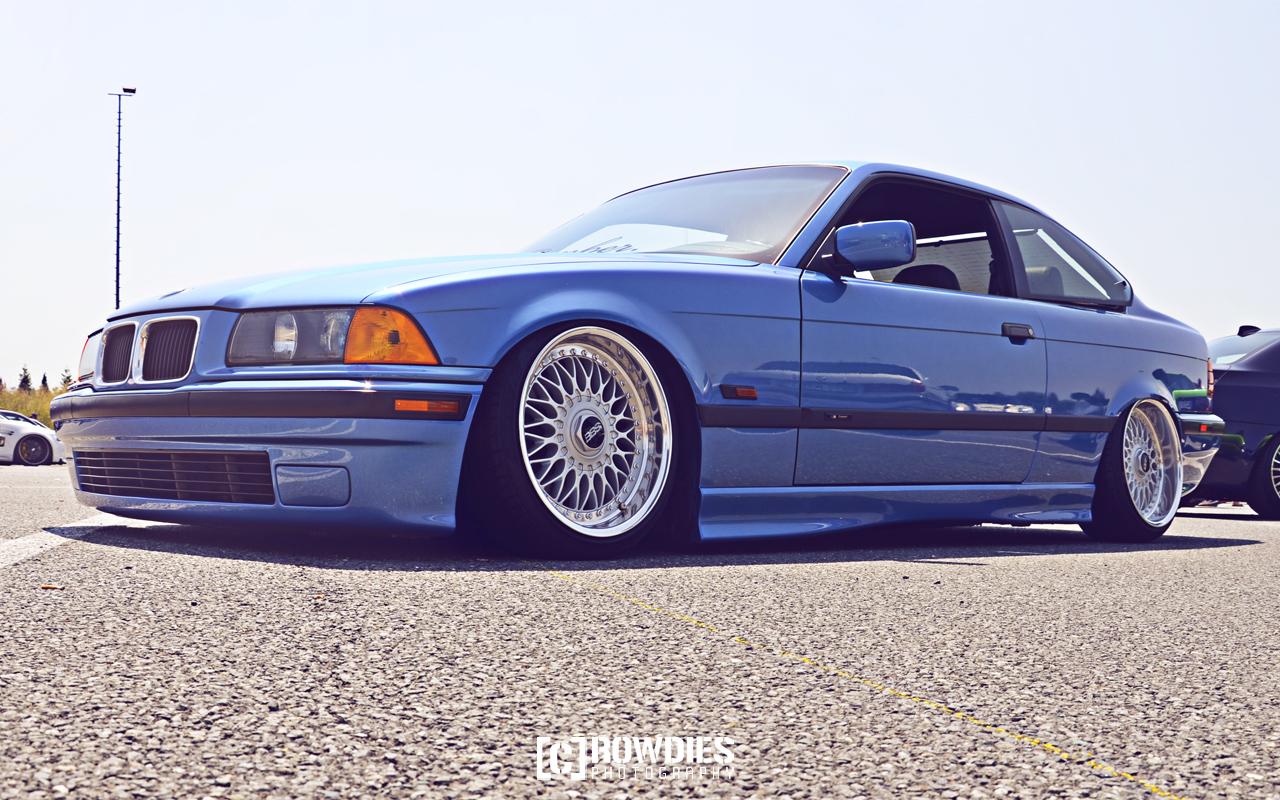 Wallpaper - BMW e36 CAMBER - 1280x800px