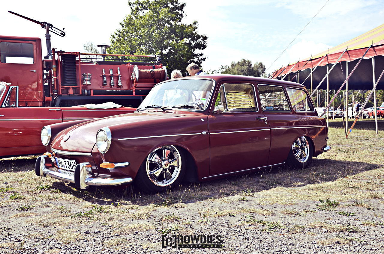 Awesome Classics 2015 - VW Typ 3 - 1600 Variant rot