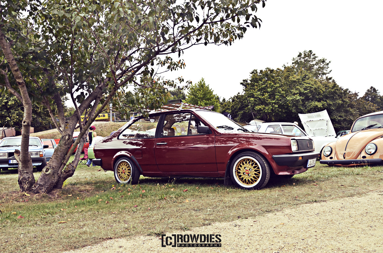 Awesome Classics 2015 - VW Derby