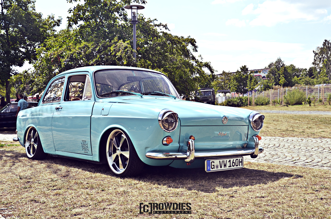 Awesome Classics 2015 - VW Typ 3 - 1600 A