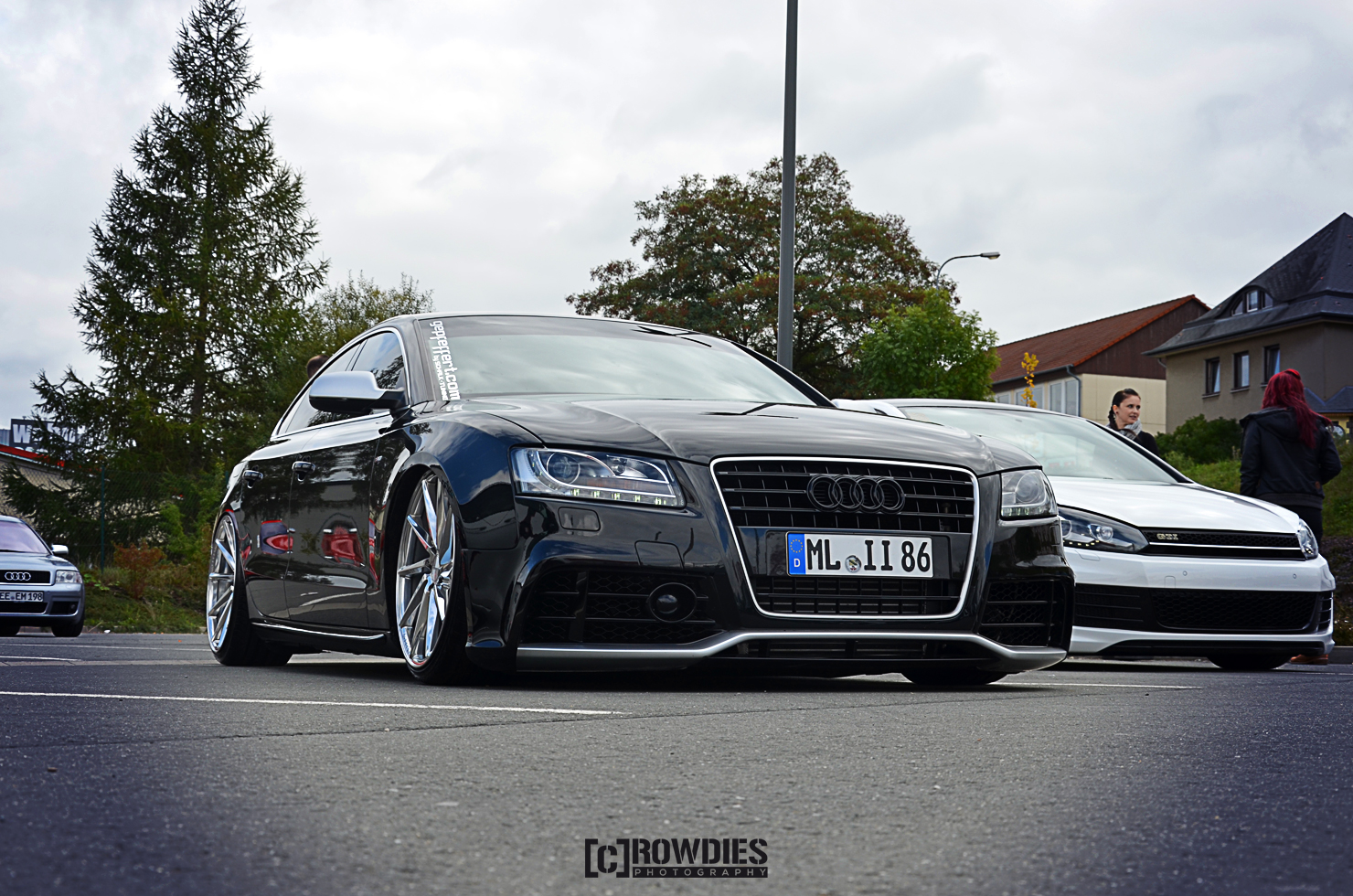 Team Eddy's Season End 2015 - Audi A5 S5 Schwarz