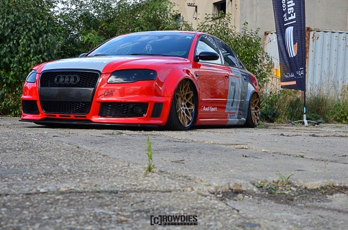 Team Eddy's Season End 2015 - Audi A4 S4 RS4 - Audisport