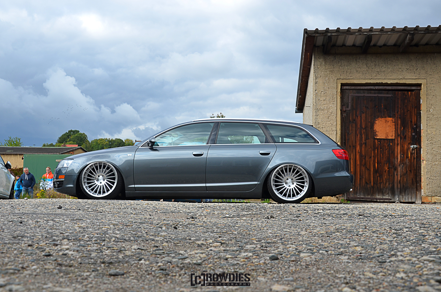 Team Eddy's Season End 2015 - Audi A6 Avant Silber
