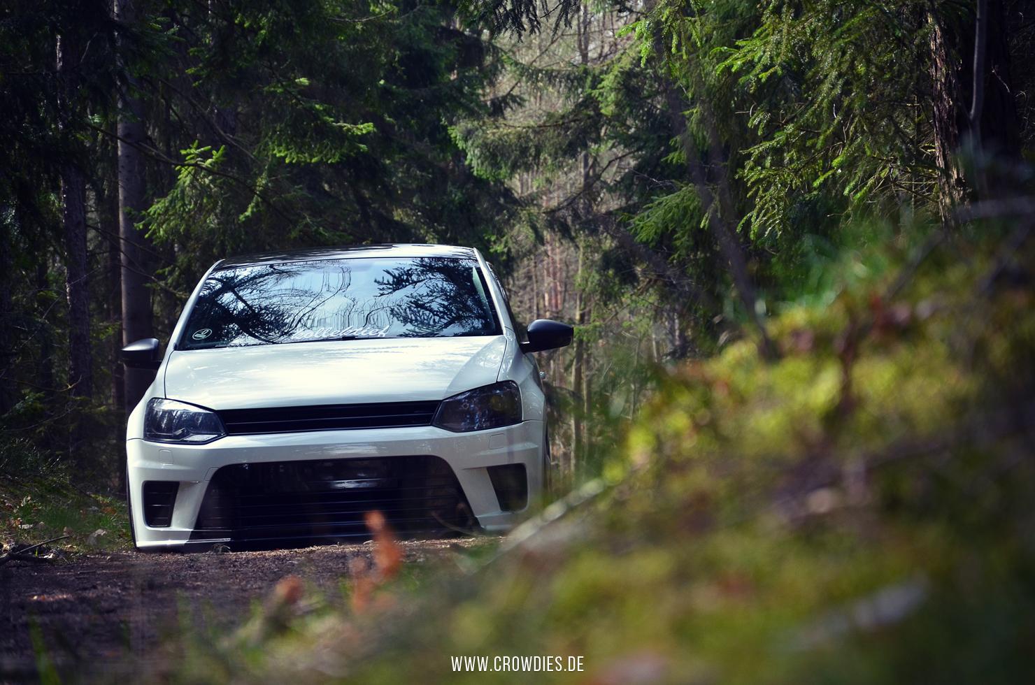 Basti's VW Polo WRC