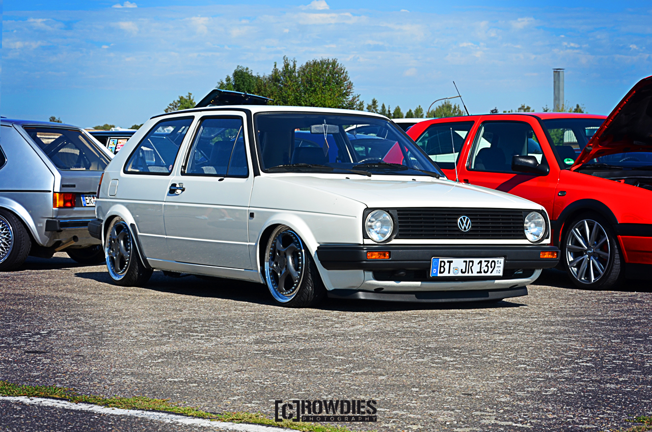 Performance on Wheels - VW Golf 2