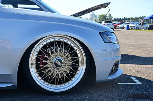 Performance on Wheels - Audi BBS