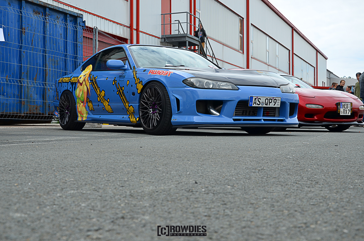 Team Eddy's Season End - Nissan Silvia S15