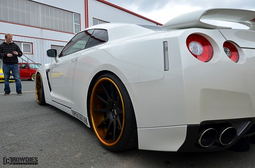Team Eddy's Season End - Nissan GTR - TopSecret