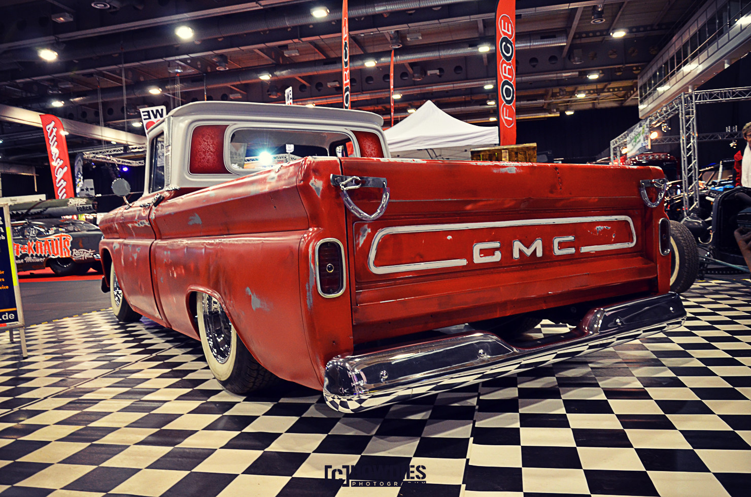 Automobil Messe Erfurt - GMC Pickup
