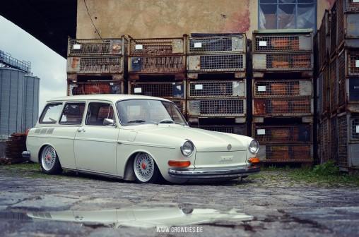 Christian's VW Typ 3 Variant