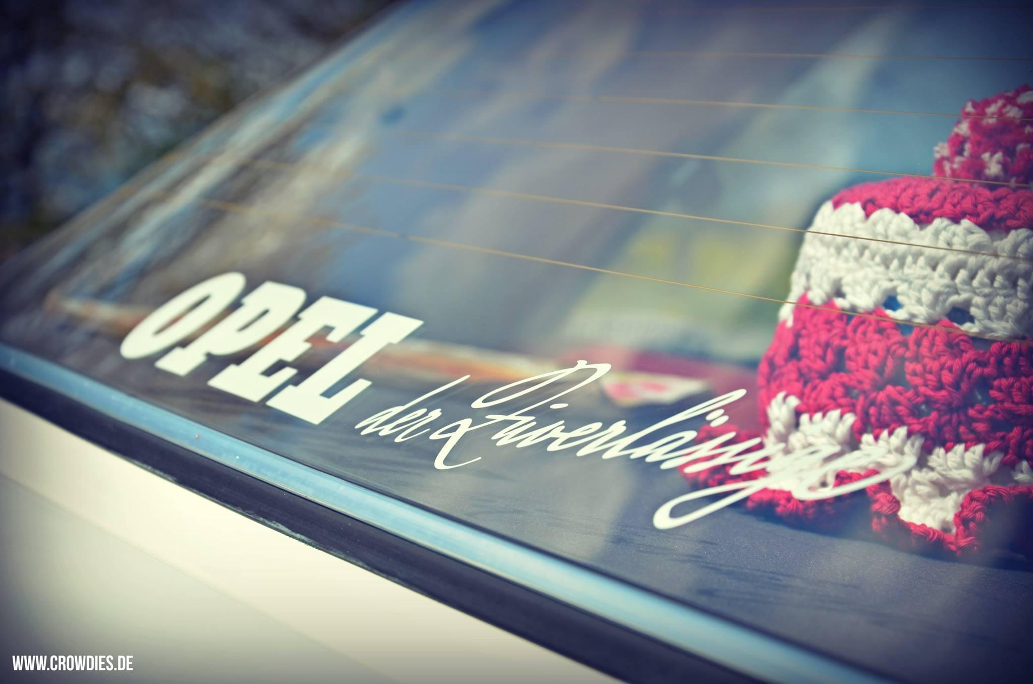 Daniel's Opel Ascona
