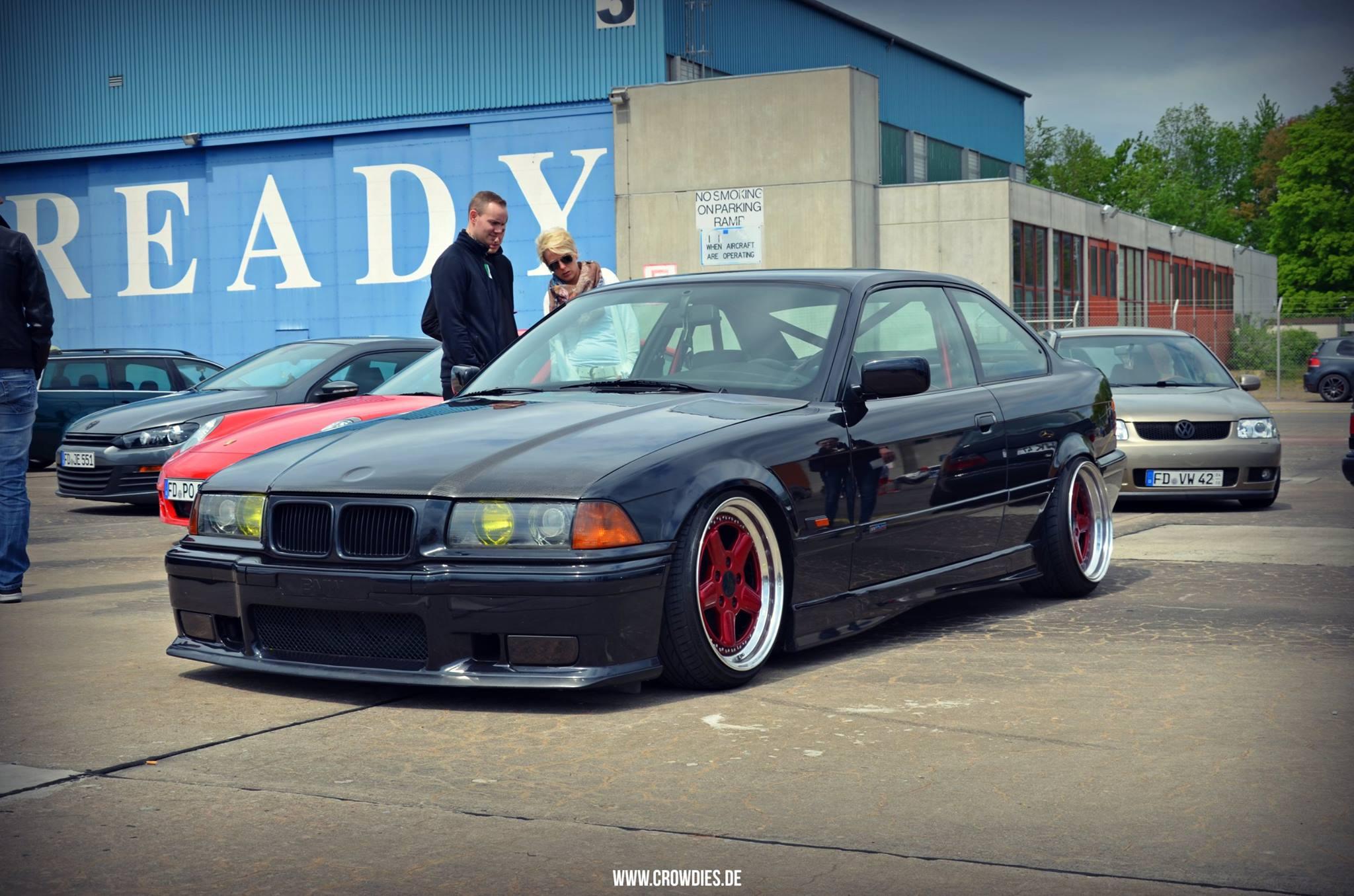 Meet & Grill 6.0 - BMW E36
