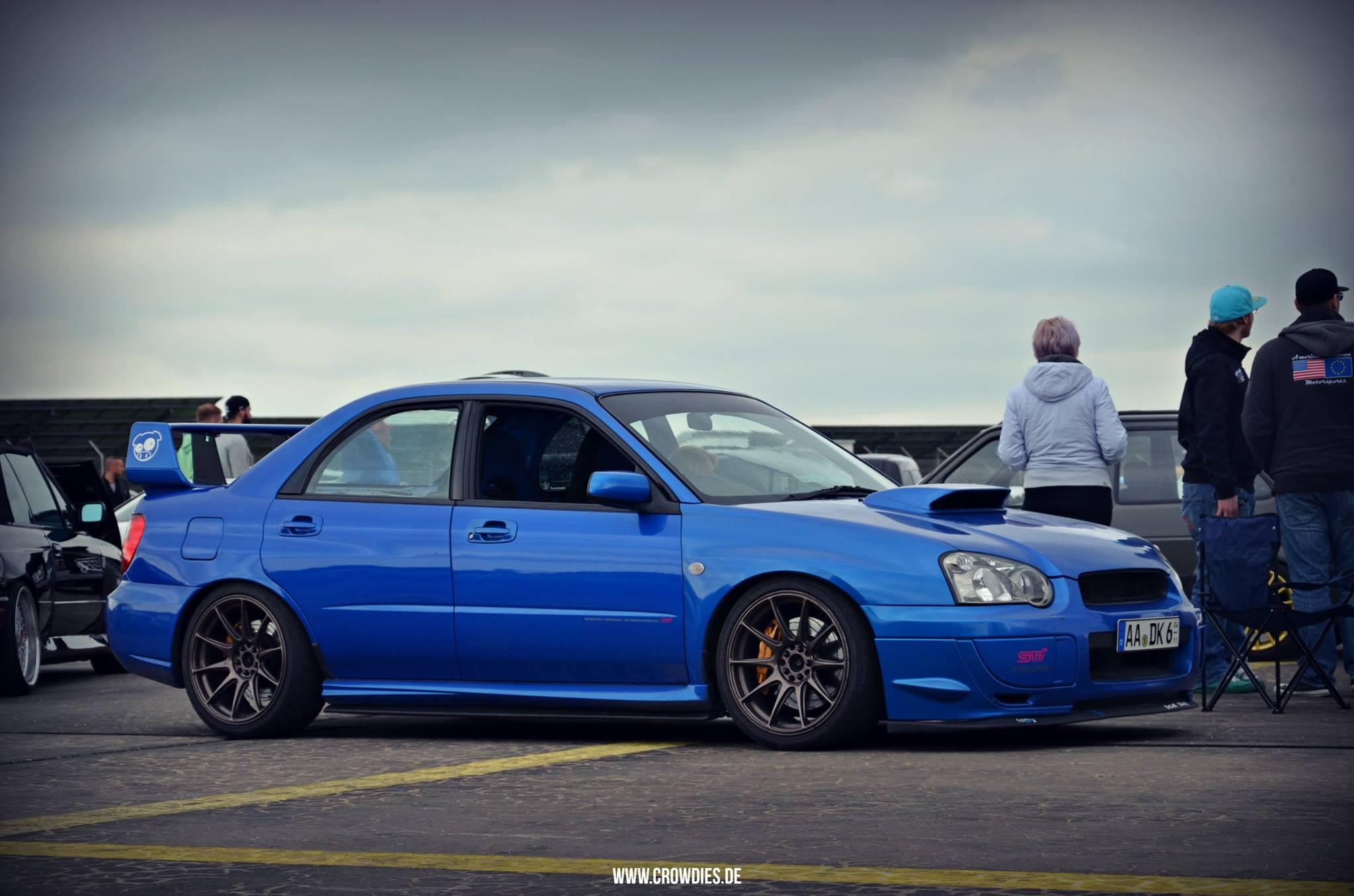 Meet & Grill 6.0 - Subaru Impreza STI