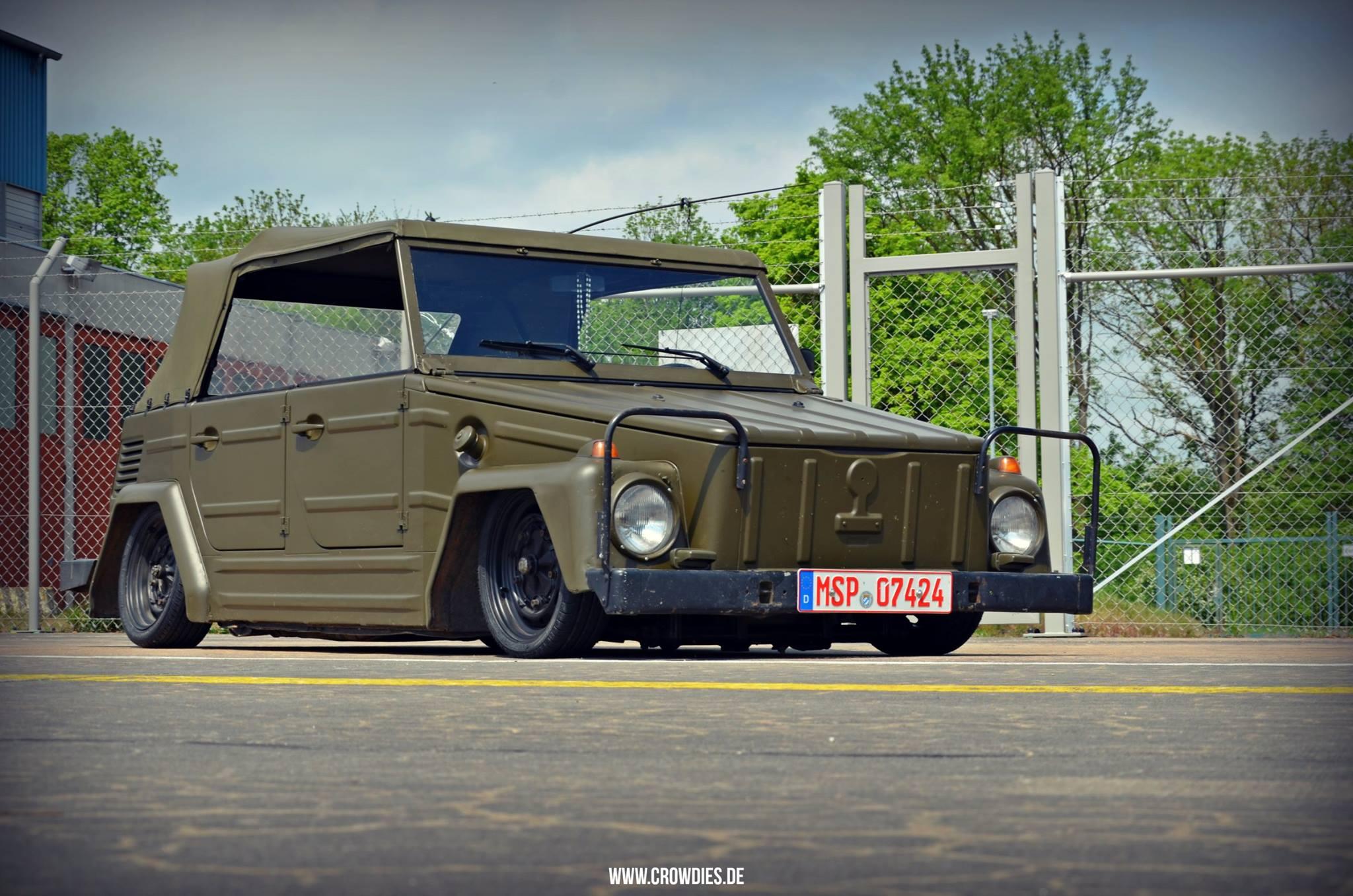 Meet & Grill 6.0 - VW Kübelwagen