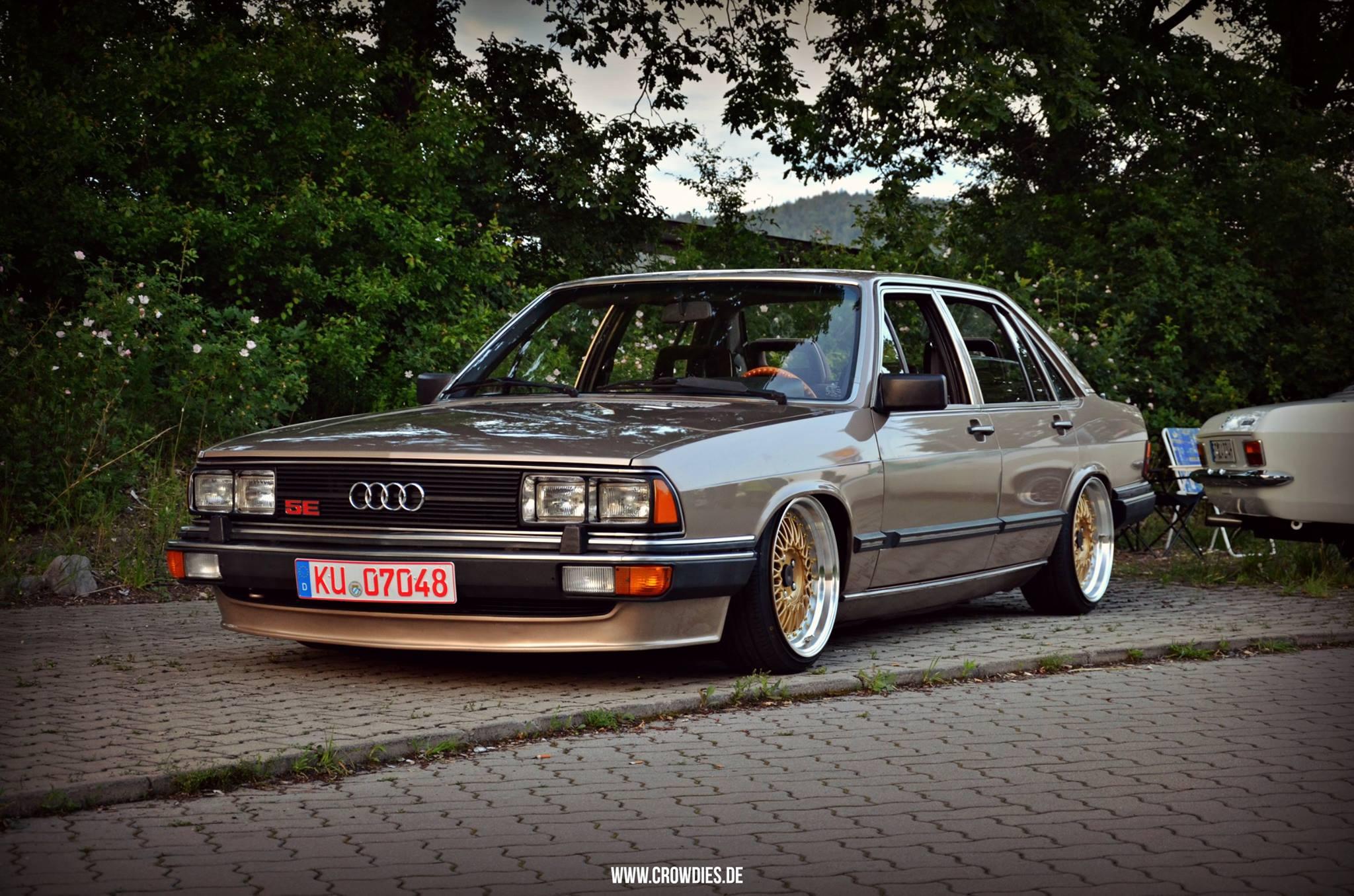 2.0 JETZT ERST RECHT - Audi 200 5E