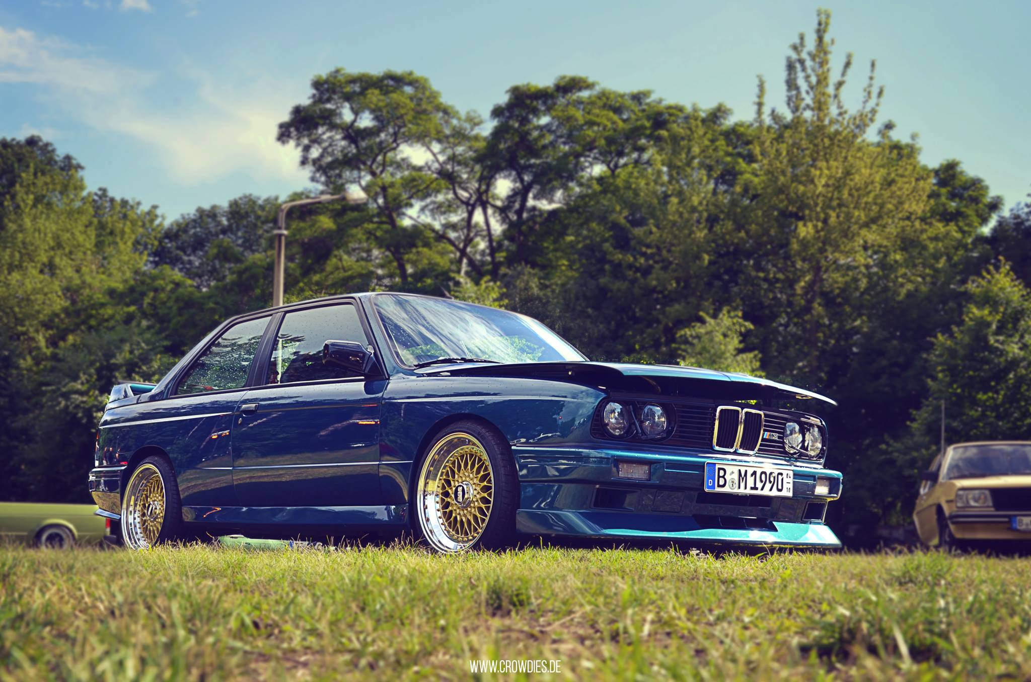 Sourkrauts Inneres Blumenpflücken – BMW E30 M3