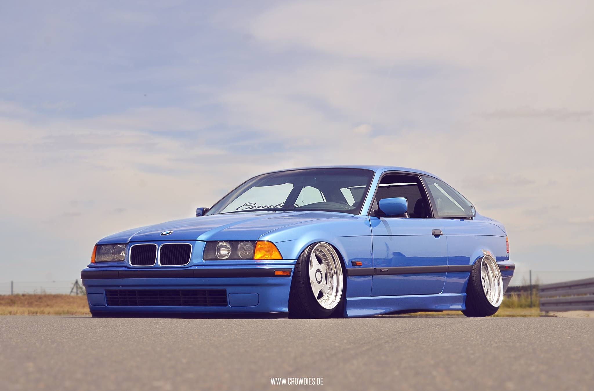 Vag Chill Out 2016 –BMW E36 Camber.