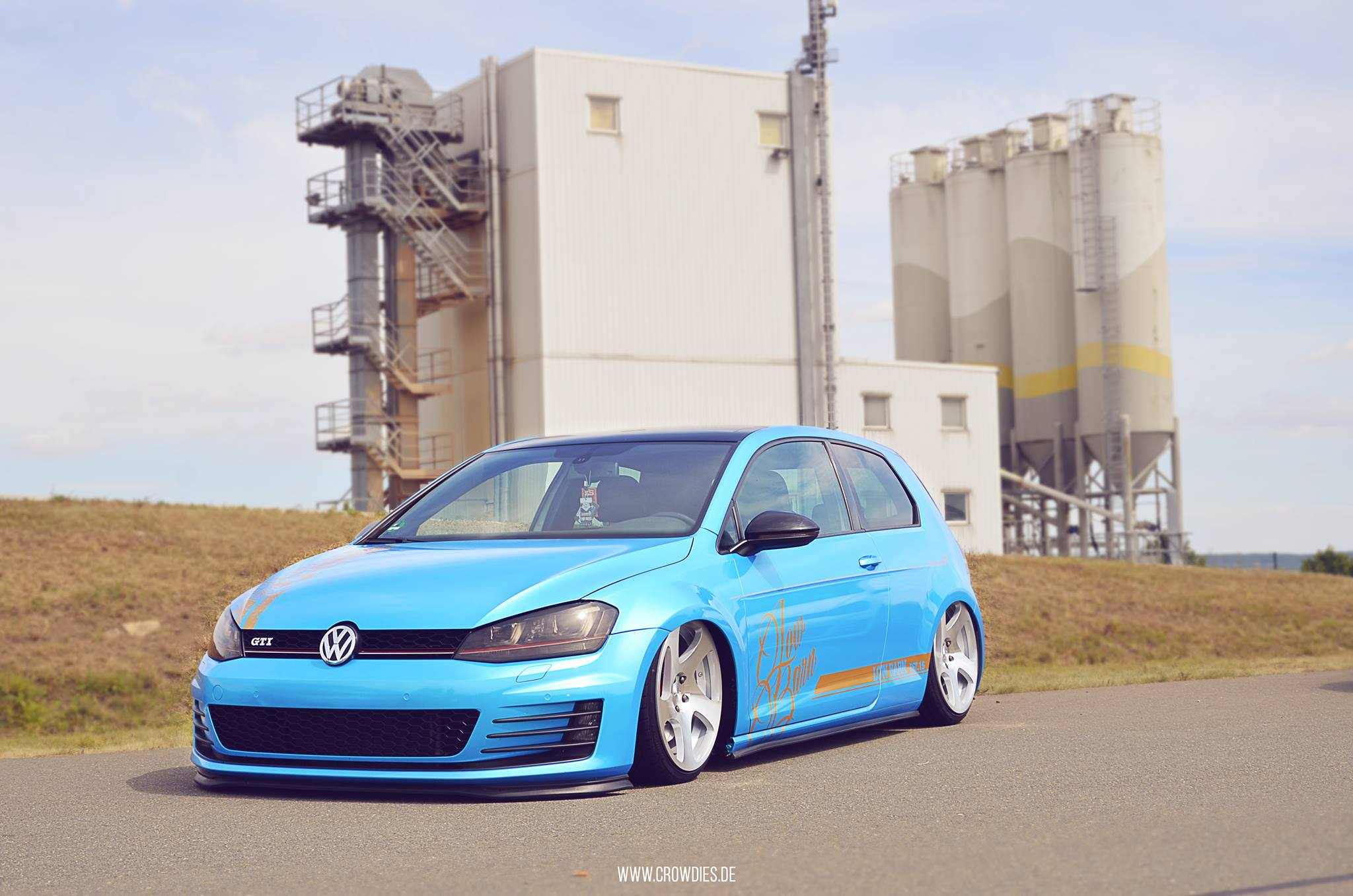 Vag Chill Out 2016 –VW Golf 6