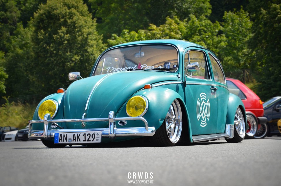 VAD 76 • Volkswagen & Audi Days 2016 – VW Käfer