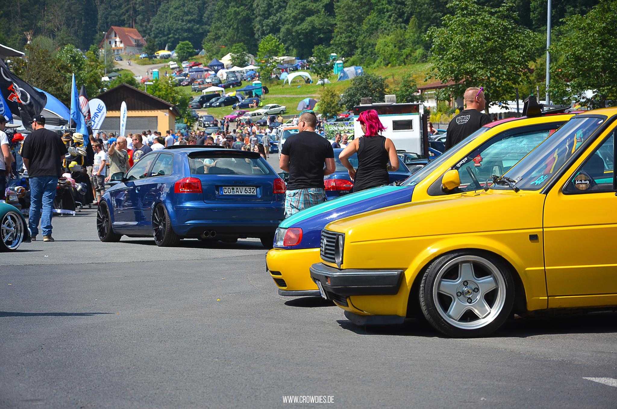 VAD 76 • Volkswagen & Audi Days 2016