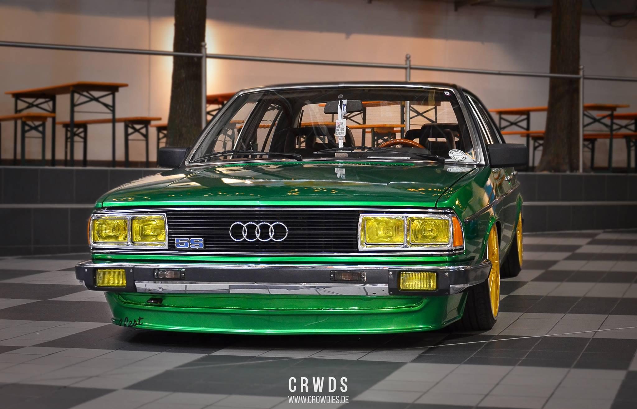 VAD 76 • Volkswagen & Audi Days 2016 –Audi Klassiker