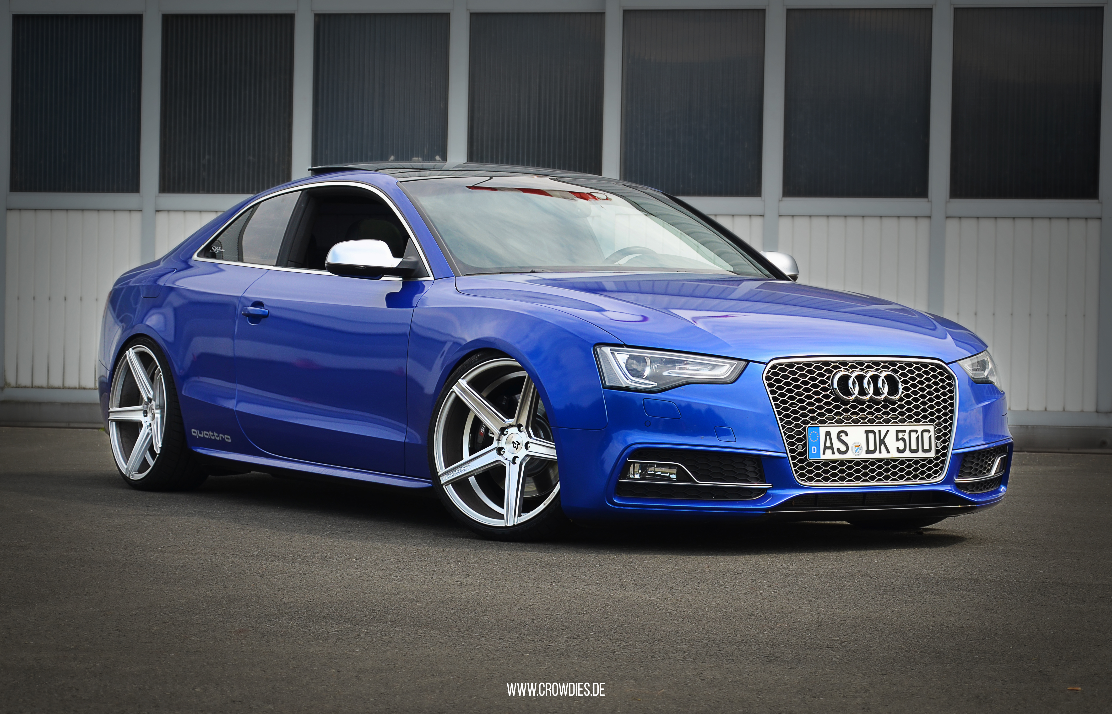 Performance on Wheels – Stage II – Audi S5