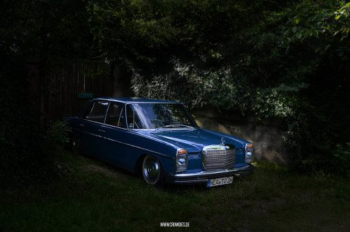 Tony's Daimler-Benz W114 Strich8 250E