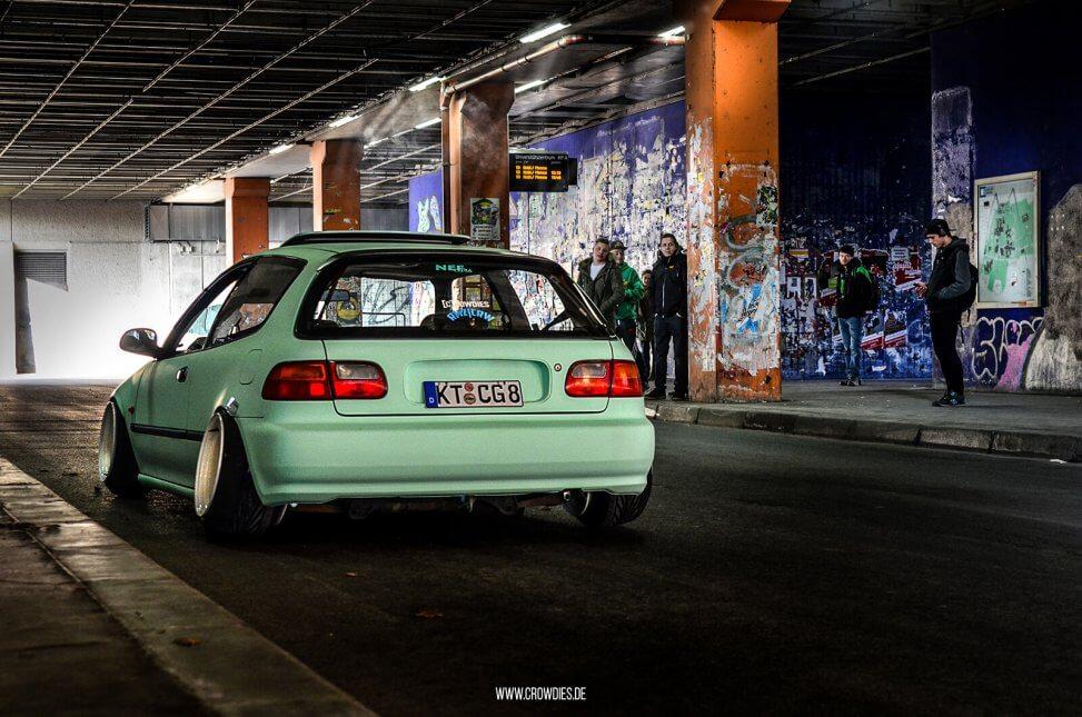 Nicos Honda Civic