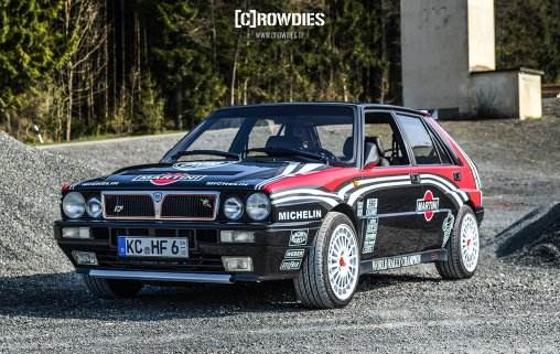 Wastel's Lancia Delta Integrale HF 16V