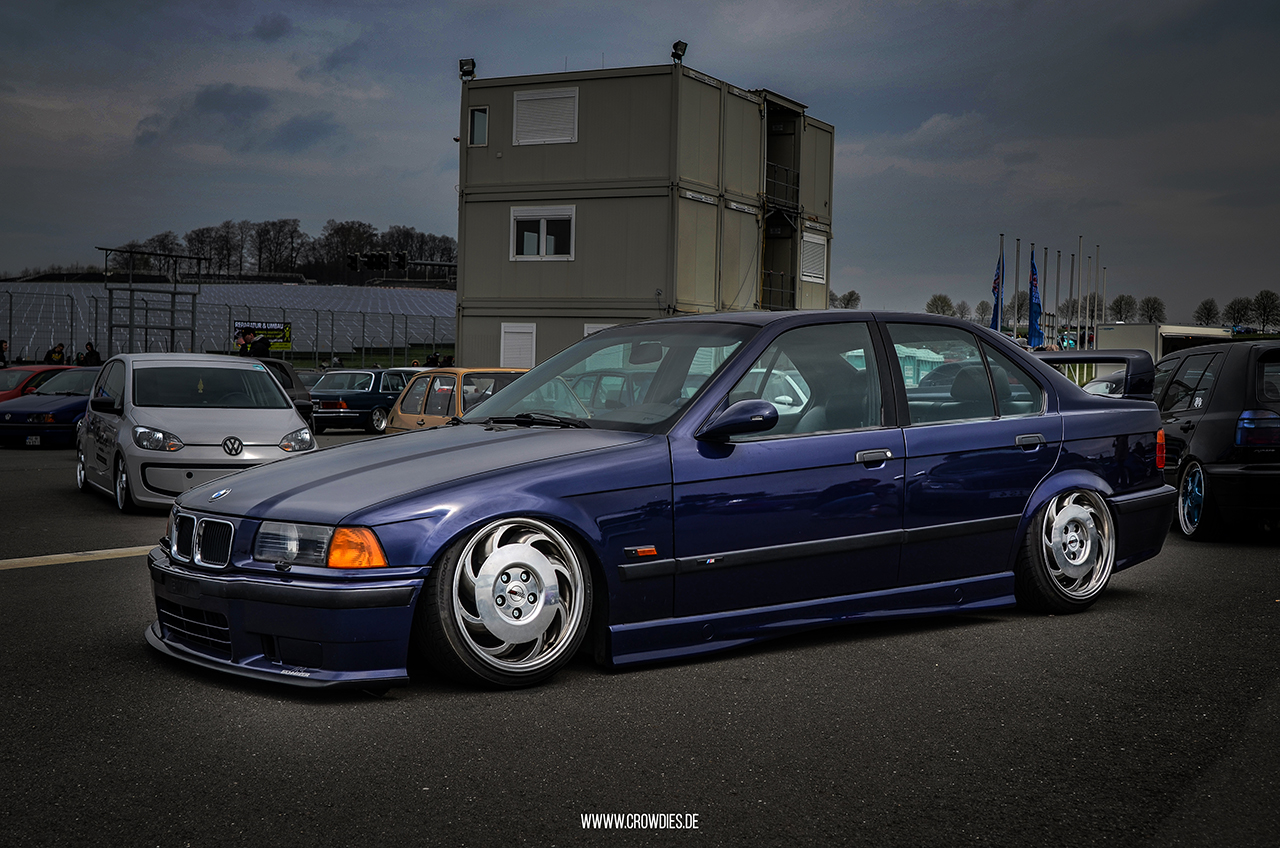 Low Dub Event 2017 –BMW E36