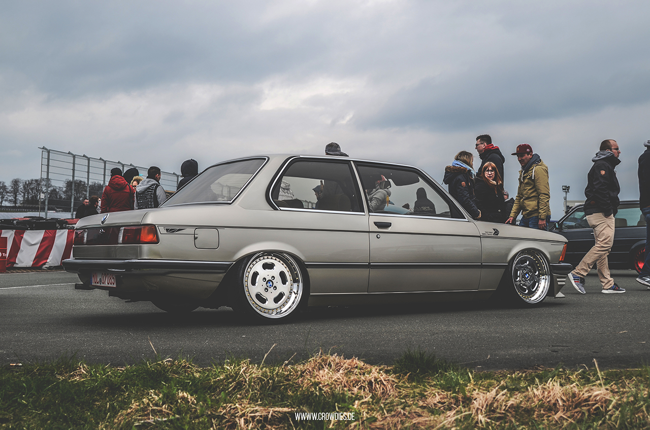Low Dub Event 2017 – BMW E21